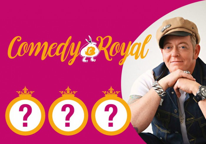 Fr 24.09.21 // Comedy Royal